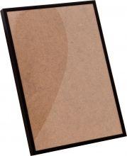Рамка Нельсон №2 цвет матовый черный 10х15см